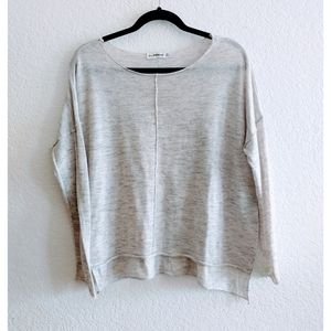 Zara Knot Top Size Small